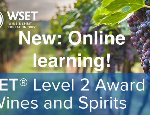 WSET online: Add Sunshine to Your Wine with Florida Wine Academy!