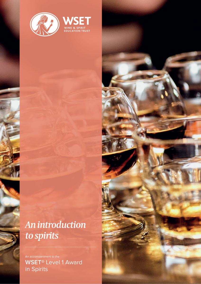 WSET Florida Level 1 in Spirits