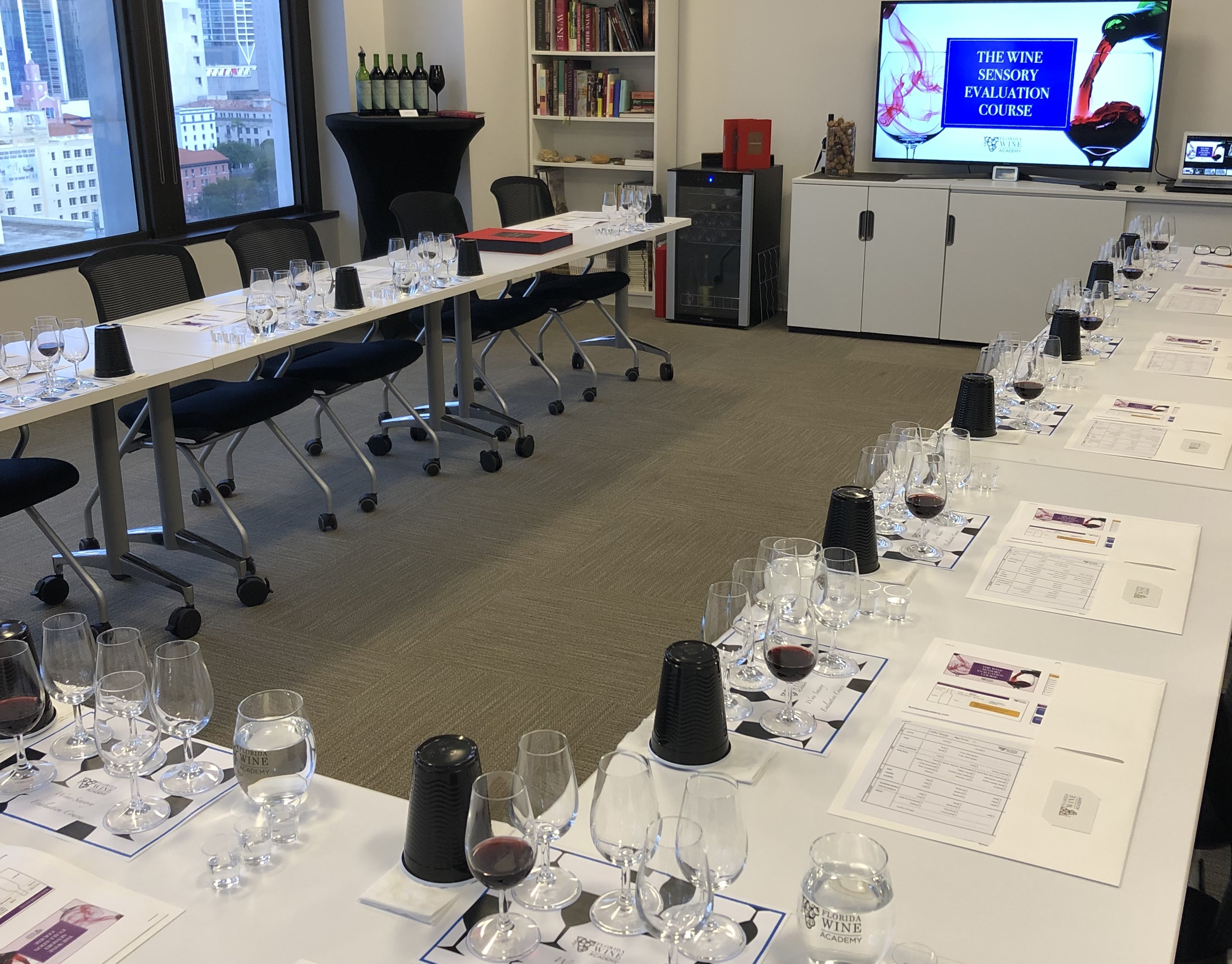 WSET Course Level 2 in Wines - English